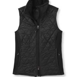 L.L. Bean women's fitness vest